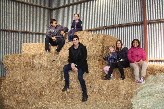 Hay group photo