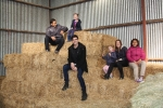 Hay group photo